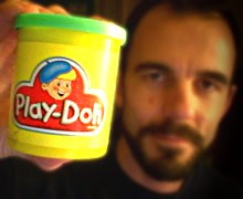 Me and my PlayDoh
